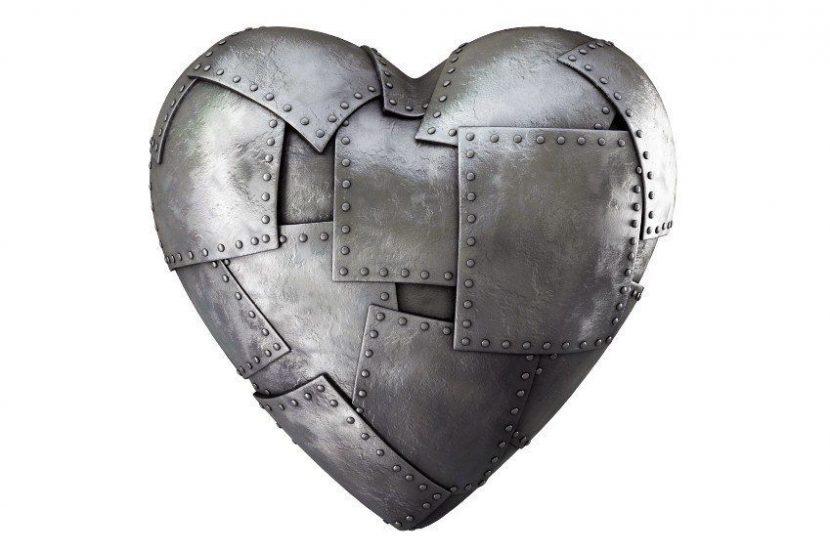 Vivir tras una coraza