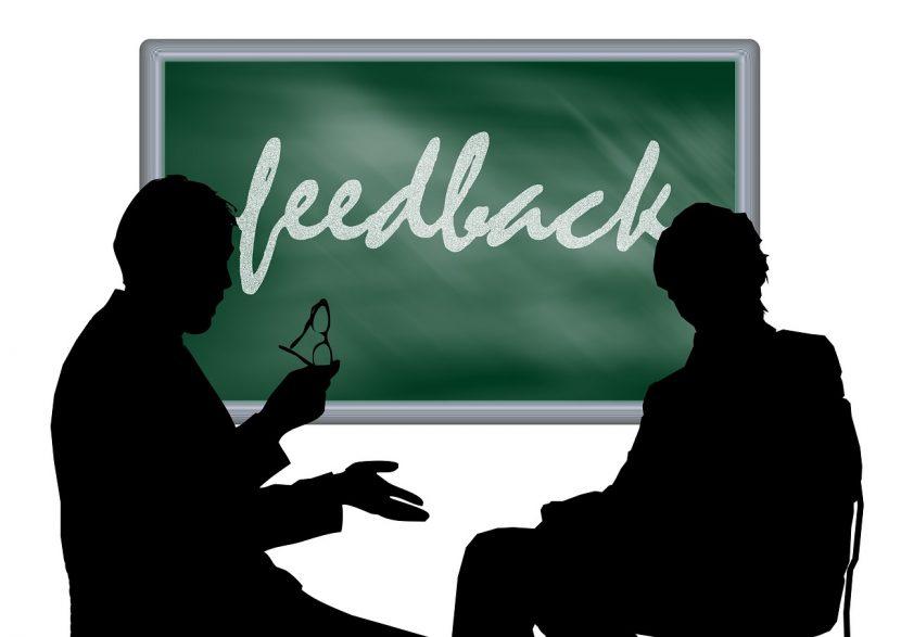 ¿Sabes cómo dar un buen 'feedback'?