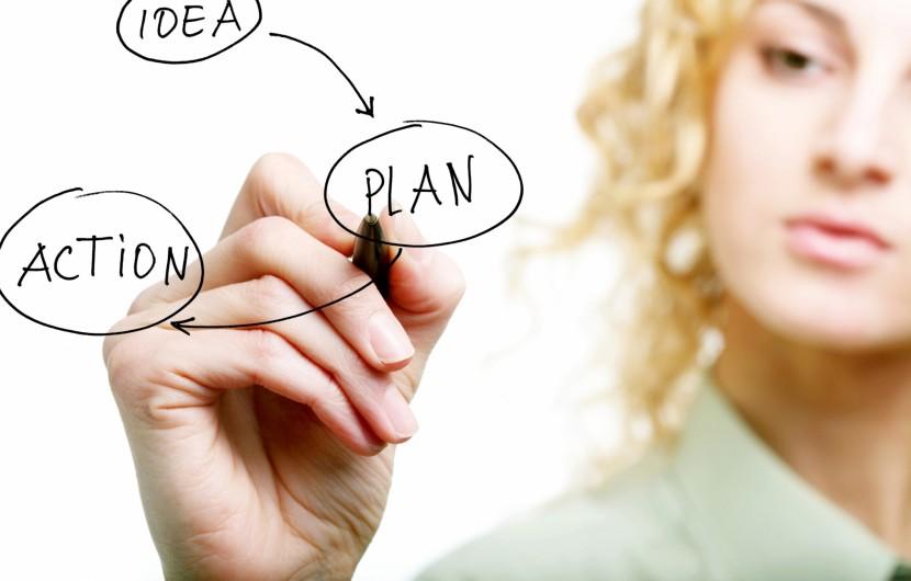 Planear el éxito.