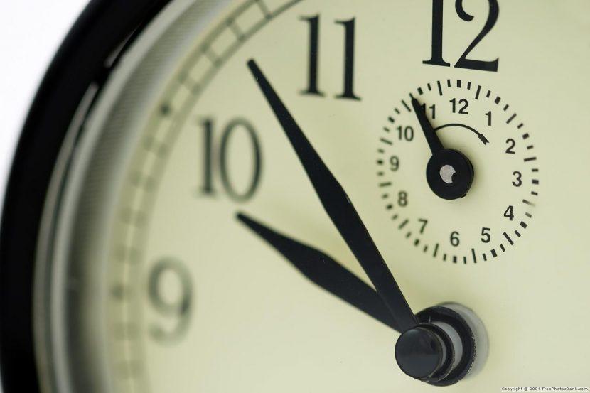 Cómo Utilizar el Tiempo Efectivamente