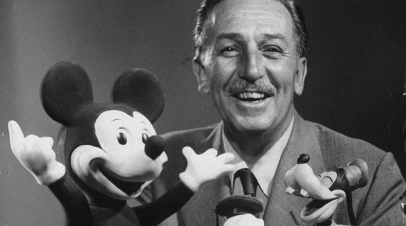 Walt Disney: Una actitud emprendedora