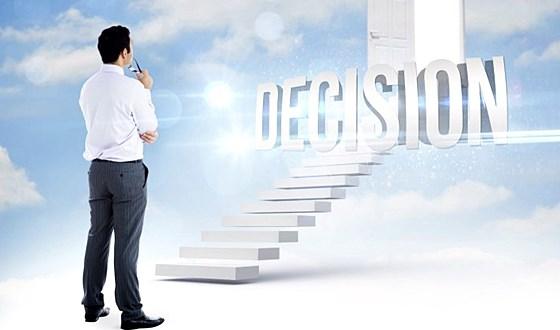 Los decisores lentos son mejores estrategas.