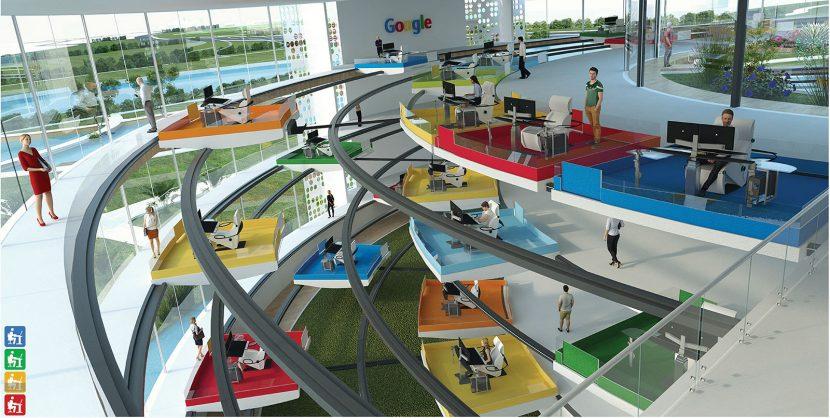 Crea una cultura empresarial como Google
