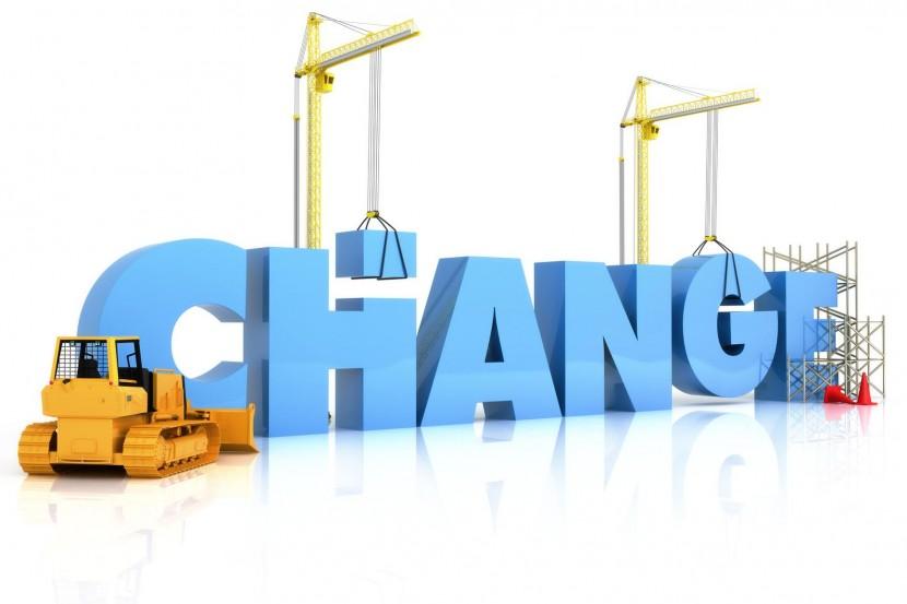 Cómo abordar el cambio