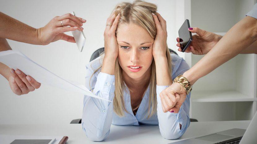 Maneje el estrés