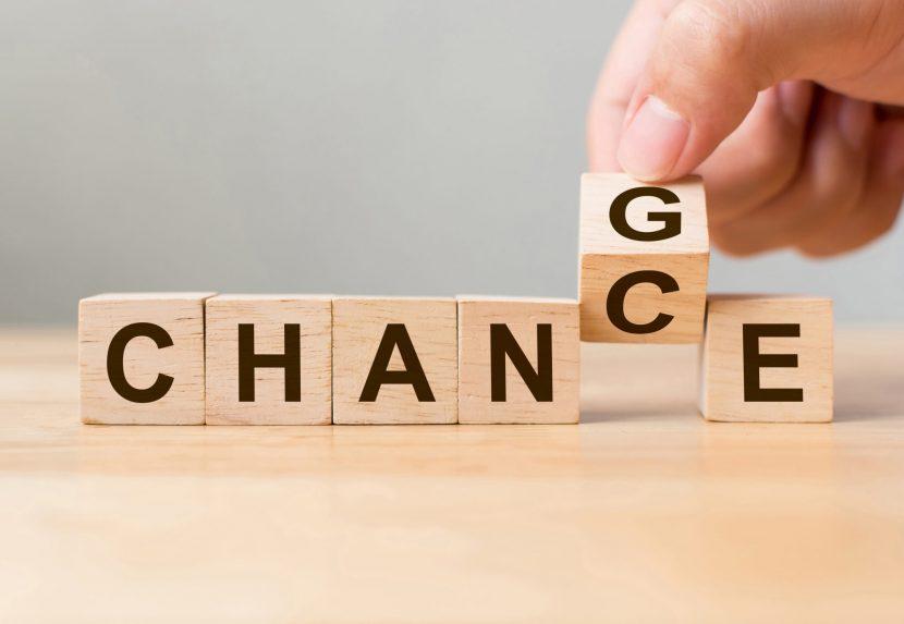 Teoria del cambio intencionado