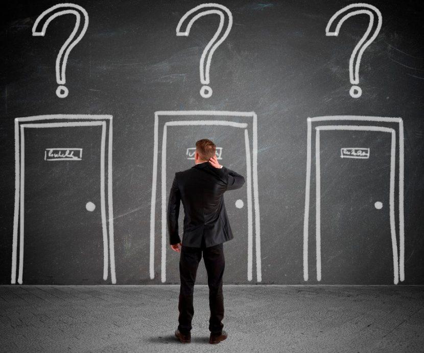 Las 7 etapas del proceso de toma de decisiones y resolución de problemas.