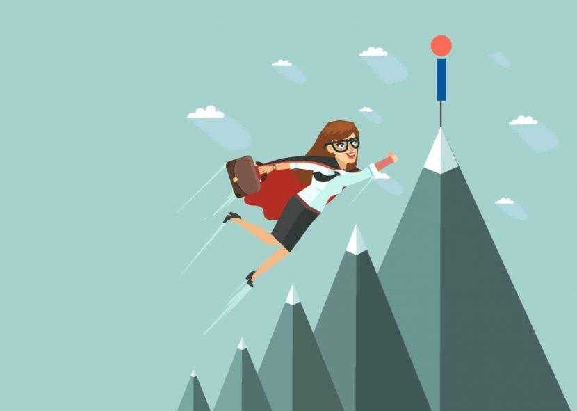 8 formas de no rendirte antes de alcanzar tus metas
