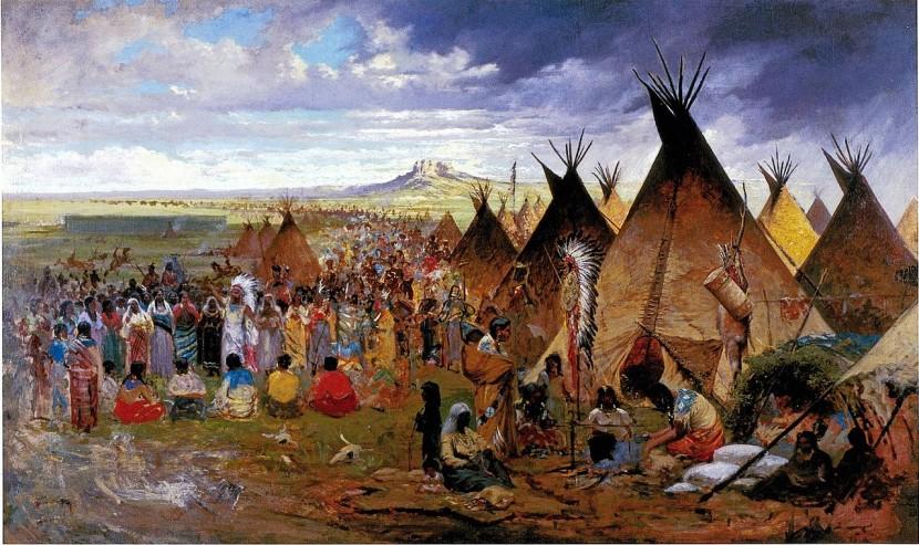 Los Sioux Tenían un Sistema de Capacitación y Desarrollo