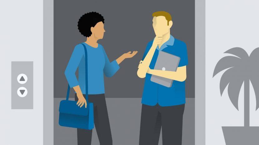 """Con esta """"regla de 3"""" sabrás cómo hacer un Elevator Pitch"""