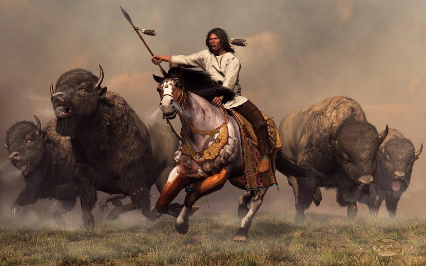 Un dicho de los Indios Sioux
