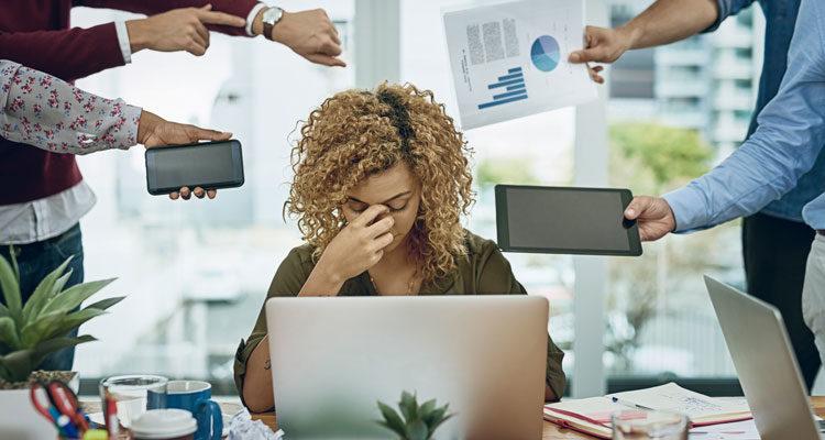 Cómo pasar del caos al orden y trabajar con organización