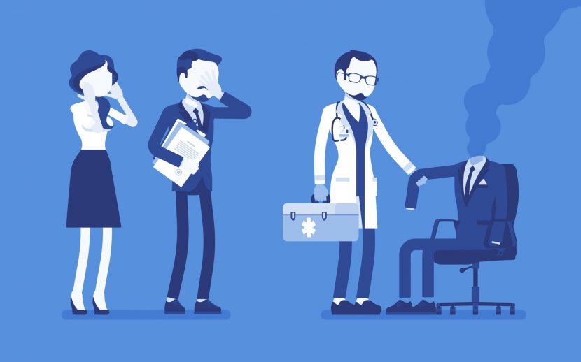 ¿Qué es el síndrome de burnout o síndrome de quemarse por el trabajo?