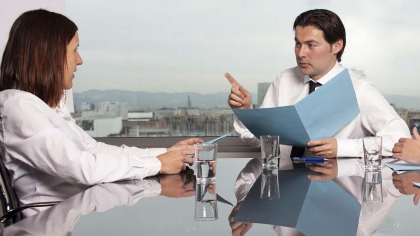 El fallo más común en la entrevista de desempeño