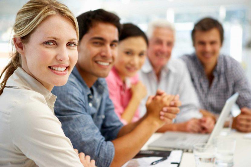 La felicidad en el trabajo también depende de los empleados, no sólo de las empresas