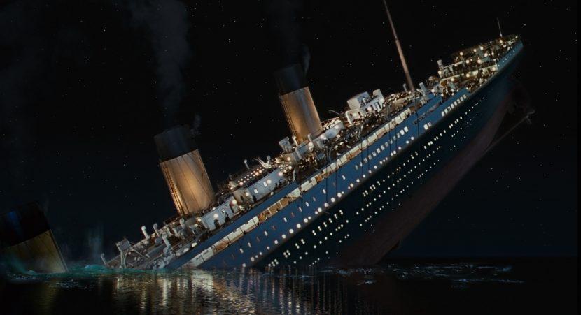 Síndrome del Titanic: El miedo a que todo se derrumbe