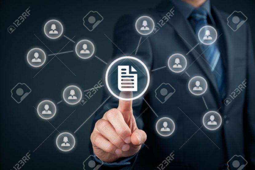 Estructura de un sistema de gestión empresaria