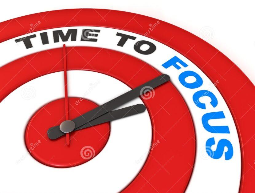 Maximizando tu capacidad de focalización