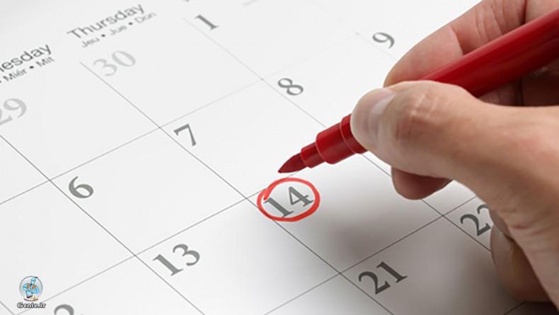 Como Programar Las Actividades de Marketing: La Agenda Diaria, Semanal y Mensual