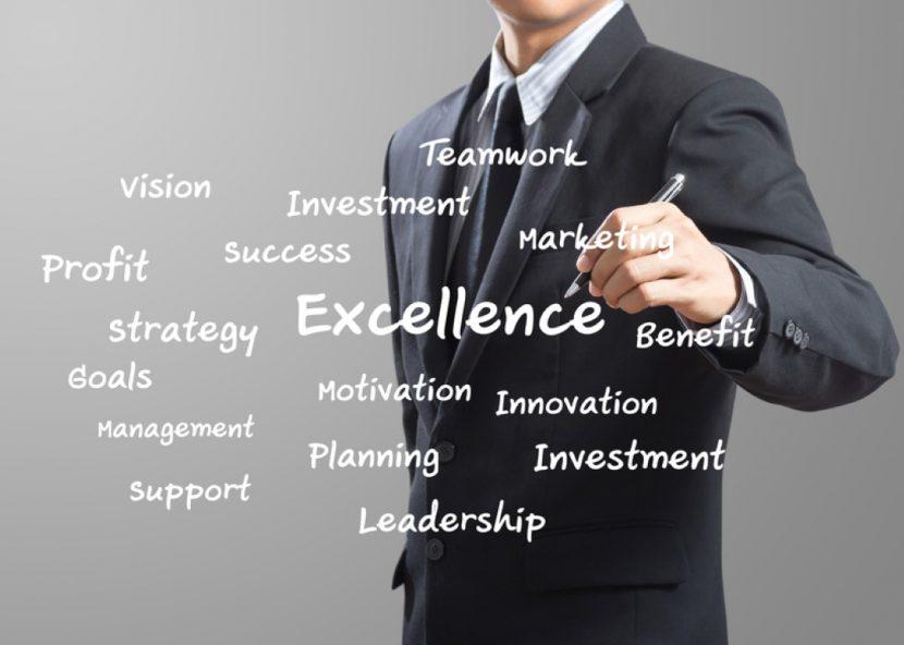 Excelencia Empresarial.  Parte II