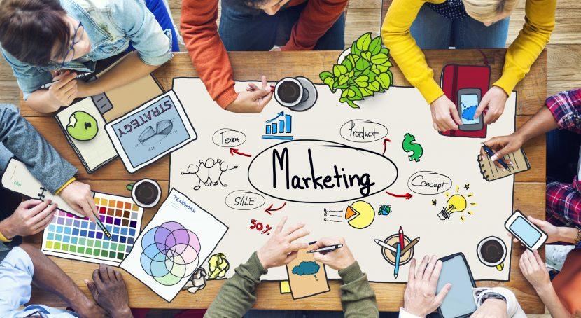Cinco Estrategias de Marketing Para Incorporar a tu Práctica Diaria