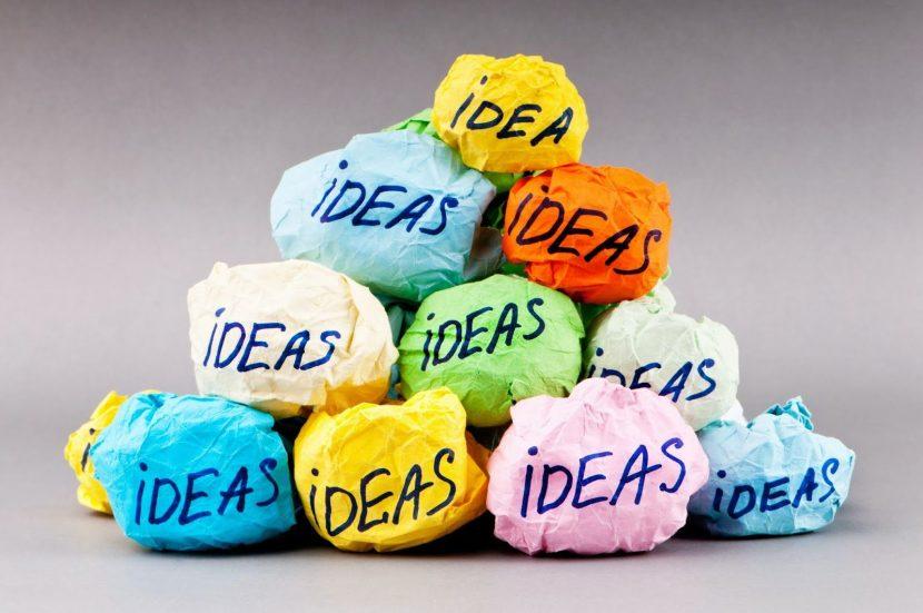 Del viejo brainstorming al nuevo brainswarming o enjambre de ideas.