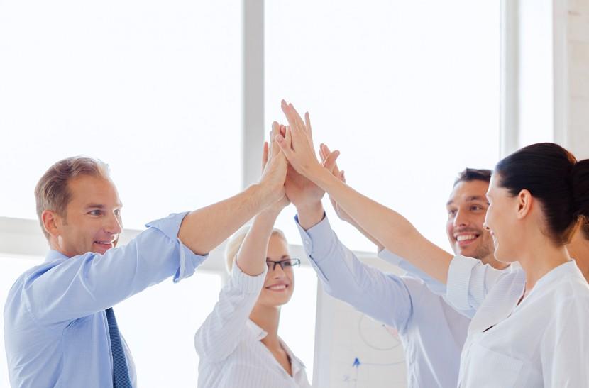 De trabajar en equipo al trabajo colaborativo