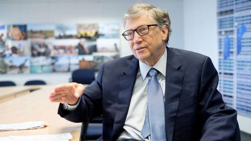"""Bill Gates explica cuál es el """"milagro digital"""" que nace en la pandemia"""