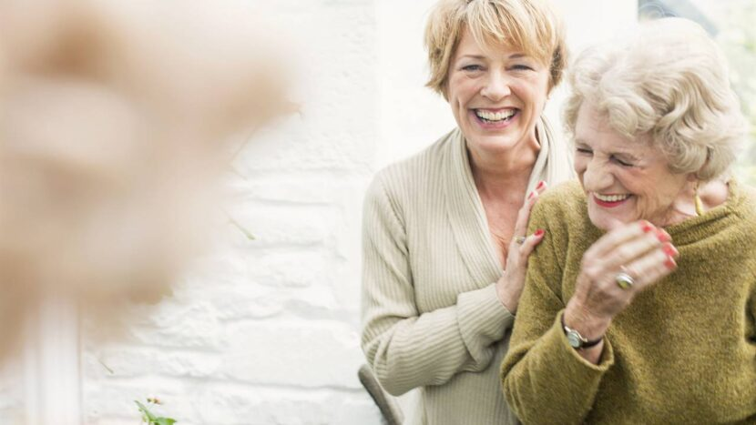 ¿Cuál es el secreto para envejecer bien?