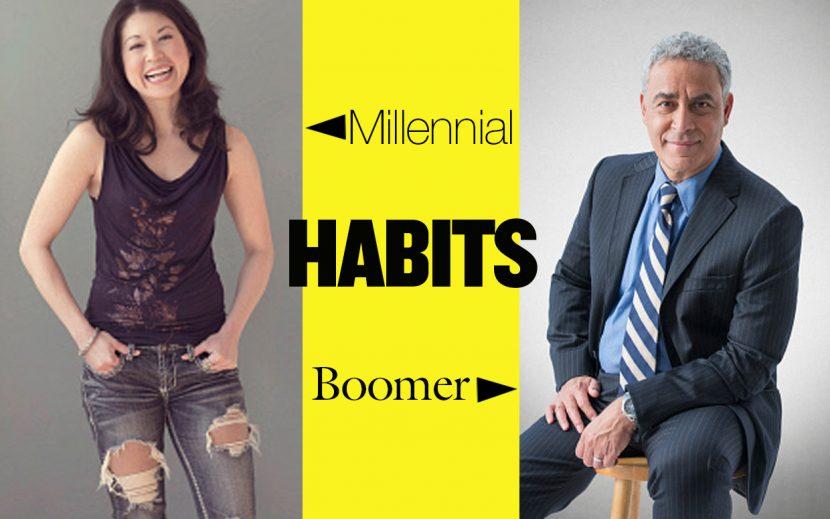 Sinergia entre boomers y millennials