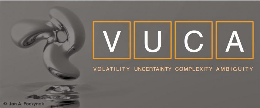 Los entornos VUCA y el nuevo paradigma empresarial