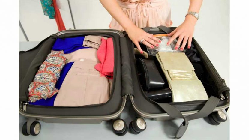 La paradoja de la maleta de viaje