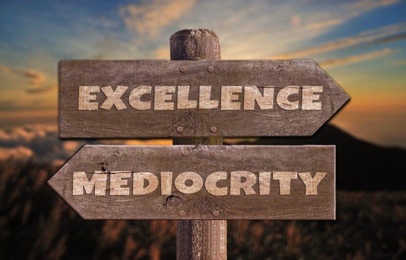 Cómo las organizaciones pueden evitar caer en la trampa de la mediocridad