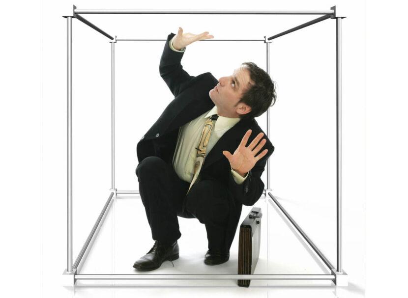 El encierro empresarial es peor que el encierro de cuarentena