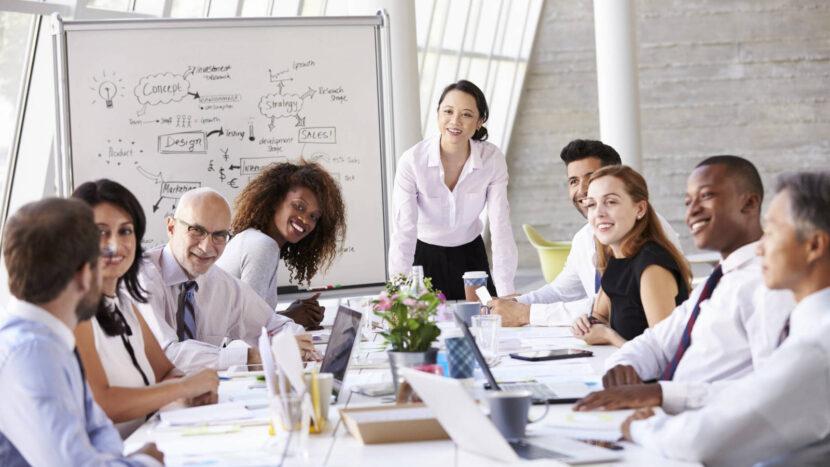 8 pasos para una reunión de trabajo exitosa