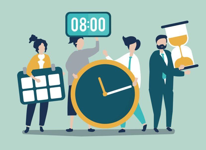 Cómo gestionar mejor el tiempo