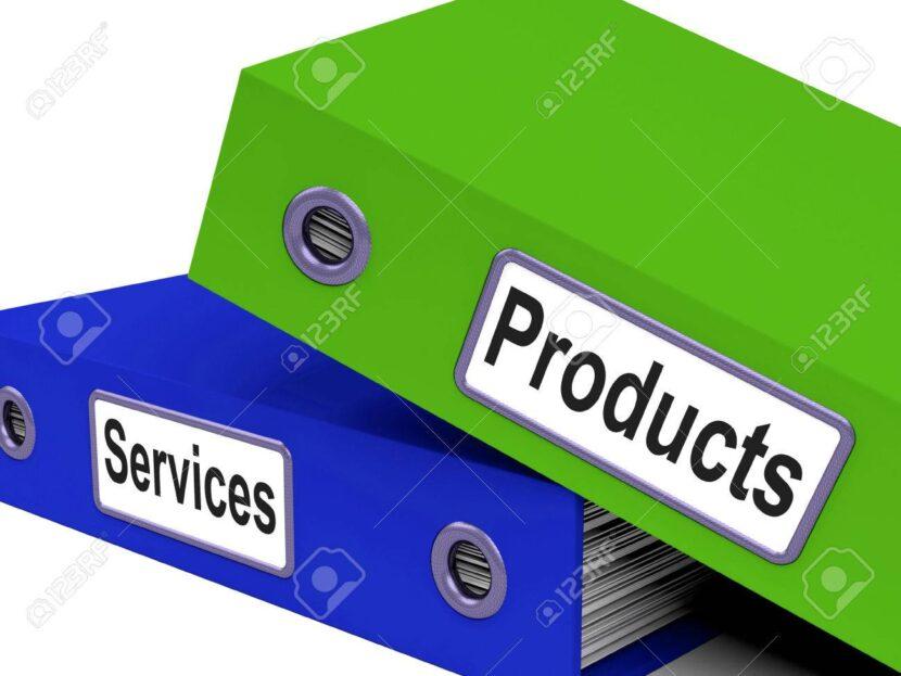 ¿Hay diferencia entre vender productos y servicios?