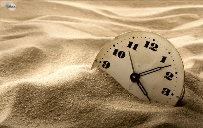 Cuando tu tiempo no te pertenece