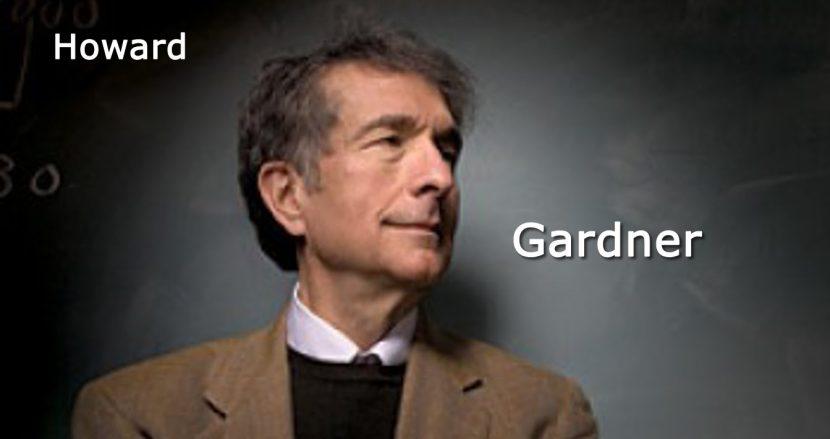 Howard Gardner: La inteligencia nos hará libres