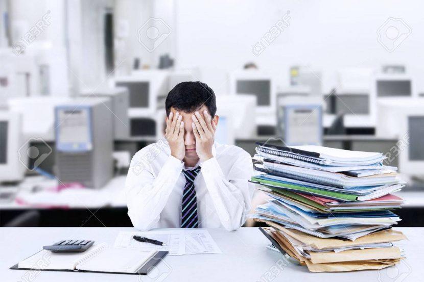 Cómo gestiono el exceso de trabajo