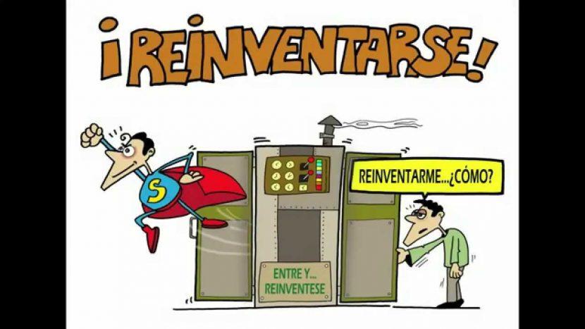 Para mantenerse competitivo hay que hacer espacio a la reinvención