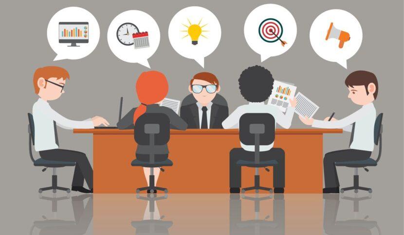 Guía: reuniones de trabajo eficaces