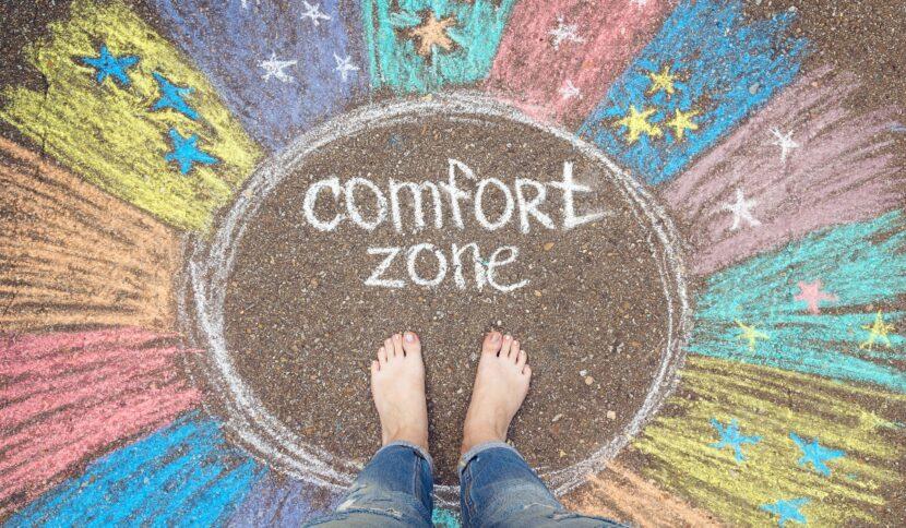¿Cuándo NO deberías salir de tu zona de confort?