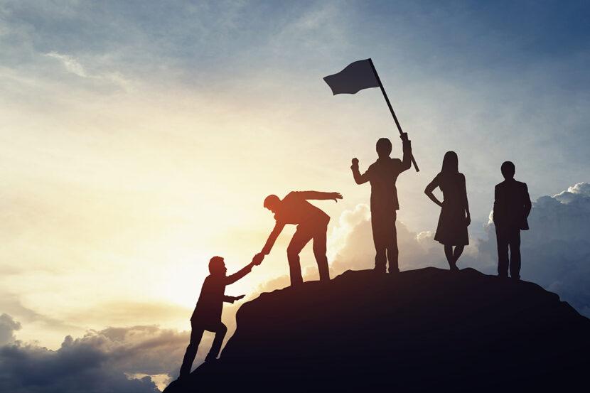 Lo que los líderes resilientes hacen de manera diferente