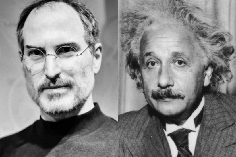 """Steve Jobs y Albert Einstein tenían algo en común: Aplicaban la rutina diaria del """"no tiempo"""""""