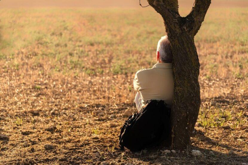 Tremenda soledad