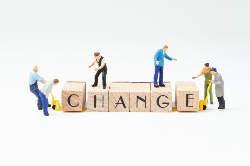 Ante la situación de cambio, ¿en qué deberías enfocarte?