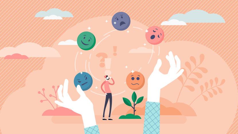 3 Pasos para controlar las emociones y evitar que te generen estrés