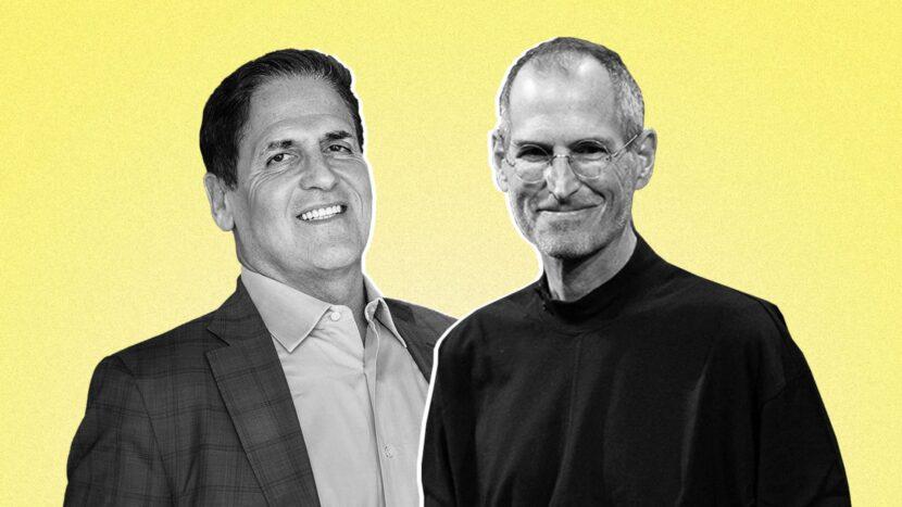 Mark Cuban y Steve Jobs tienen razón sobre la pasión