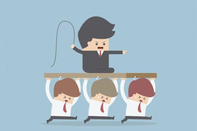 El inaceptable costo de los malos jefes